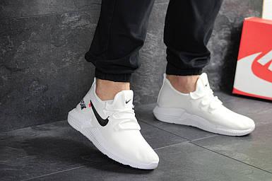 Мужские белые кроссовки в стиле Nike Размеры 40,41,44,45