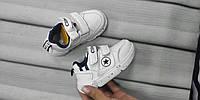 """Кроссовки белые для мальчика """"Clibee"""""""