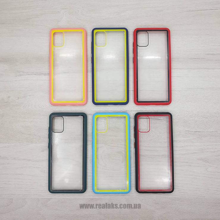 Чехол Color CASEдля Samsung A51, фото 2