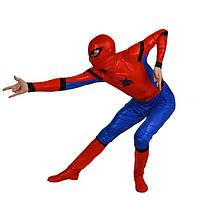Спайдермен мужской карнавальный костюм \ размер универсальный \ BL - ВМ239