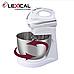 Професійний міксер LEXICAL LMB-1807 з металевої чашею 3.5 л, 2 види насадок, турбо-режим, 250Вт D, фото 5
