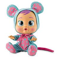 ОРИГИНАЛ Интерактивная кукла плакса Мышка Лала Cry Babies IMC Toys Lala Baby Doll мышь Babie