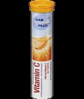 Das gesunde Plus Vitamin C  - Витаминные таблетки с железом и витамином С