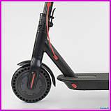 """Электросамокат SD- 2205 (1) """"Best Scooter"""", колеса 8,5``, цвет Черный, фото 3"""