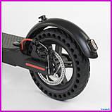 """Электросамокат SD- 2205 (1) """"Best Scooter"""", колеса 8,5``, цвет Черный, фото 4"""