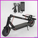 """Электросамокат SD- 2205 (1) """"Best Scooter"""", колеса 8,5``, цвет Черный, фото 6"""
