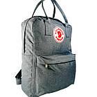 Лёгкий городской рюкзак Fjallraven Kanken, РАСПРОДАЖА, фото 4
