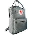 Лёгкий городской рюкзак Fjallraven Kanken, РАСПРОДАЖА, фото 8