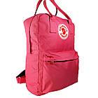 Лёгкий городской рюкзак Fjallraven Kanken, РАСПРОДАЖА, фото 10
