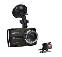 Відеореєстратор Anytek G66 | Авто-товары | Видеорегистратор с двумя камерами