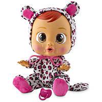 ОРИГИНАЛ Интерактивная кукла плакса леопард Леа Cry Babies IMC Toys Lea Baby Doll Babie