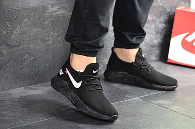 Мужские черные кроссовки в стиле Nike Размеры 40,41,45