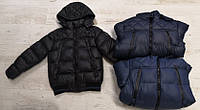 Зимние стеганые куртки для мальчиков Glo-Story 134/ 164 р.р, фото 1