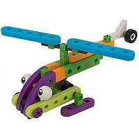 Детский Конструктор Gigo Самолеты для детей от 3 лет, 73 детали