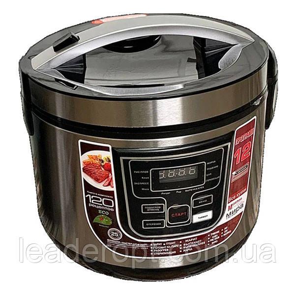 Универсальная кухонная мультиварка ICEBERG 860 ВТ 6 л