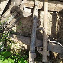 Балка задньої підвіски VOLKSWAGEN CADDY II до 2004 року Задня балка Кадді 2