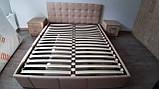 Кровать Лион в мягкой обивке, фото 3