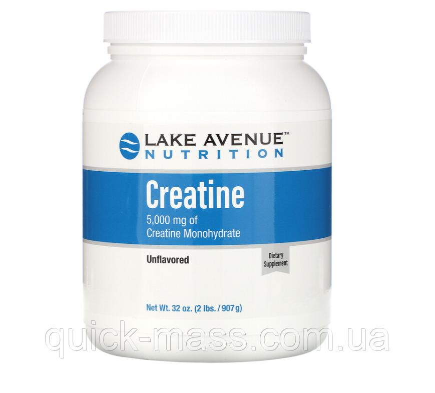 Креатин Lake Avenue Nutrition Creatine Monohydrate 907g