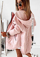Женская куртка с капюшоном, фото 1