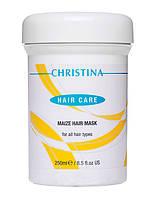 Маска для волос Christina Professional Maize Hair Mask for all hair types Кукурузная маска для всех типов