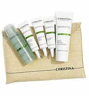 Наборы по уходу за лицом Christina Professional Bio Phyto Travel Kit 5 products Дорожный набор