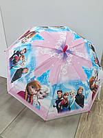 Зонтик-трость Холодное сердце