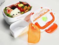 Электрический Ланч Бокс Lunchbox с подогревом 220V