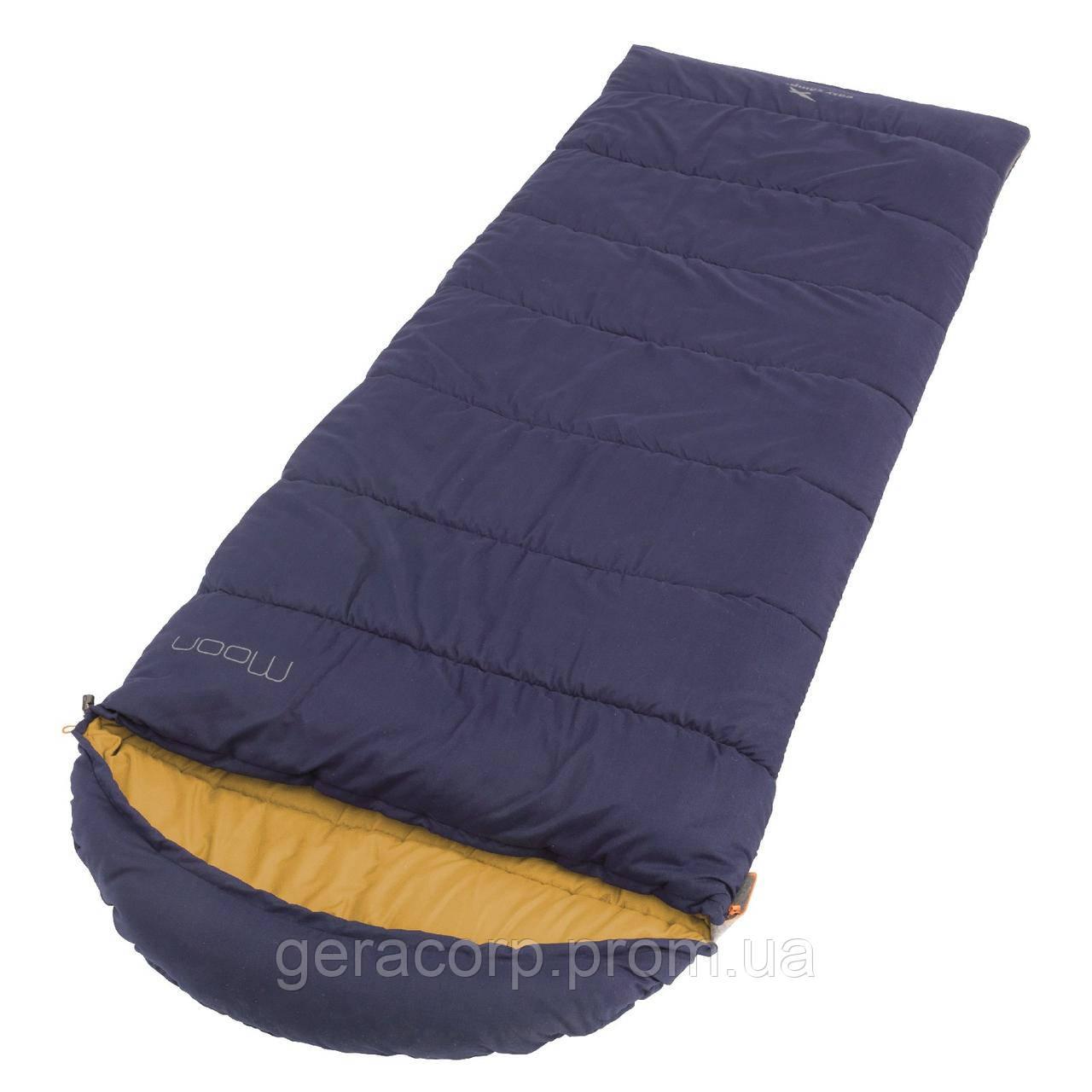 Спальный мешок Easy Camp Moon/+2°C Blue (Left)