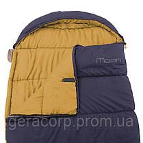 Спальный мешок Easy Camp Moon/+2°C Blue (Left), фото 3