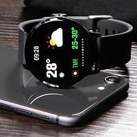 Smart Watch часы V11, Фитнес часы с IPS дисплеем, тонометр, пульсометр, шагомер Черные