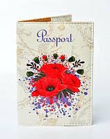 Обкладинка на паспорт 08