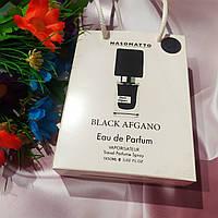 Nasomatto Black Afgano - Travel Perfume 50ml в подарочной упаковке