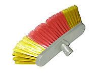 Щетка для мытья машины Ertan Plastik 17см 6 рядов Y-403/407 (без ручки)