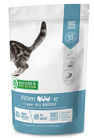 Nature's Protection Kitten All breeds сухой корм для котят всех пород
