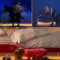 Удобный ночник в детскую с датчиком движения | Ночник, Светильник, Ночная Лампа, led лента 1м