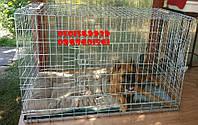 Клетка вольер для собак  Волк 2 1070*720*815