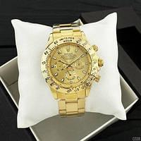 Наручные часы Rolex Daytona Automatic AA Men Gold, фото 1