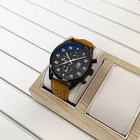 Наручные часы в стиле TAG Heuer Carrera 1887 SpaceX Automatic Silver-Black CL