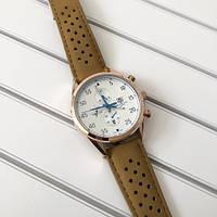 Наручные часы в стиле TAG Heuer Carrera 1887 SpaceX Mechanic Gold-White CL