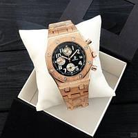 Наручные часы Audemars Piguet AA Gold-Black