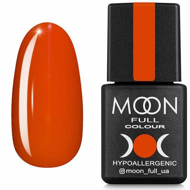Гель-лак MOON FULL №615 морковно-шафрановый