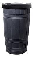 Емкость для сбора дождевой воды Prosperplast Woodcan 265 л черная