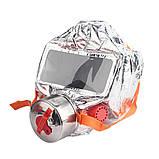 Противогаз   Респиратор   Противопожарная маска на 30 минут, фото 4