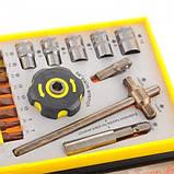 Набор инструментов для телефонов, iphone, ноутбуков Iron Spider 6097 B, фото 9