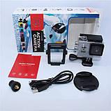 Экшн камера Action Camera J400 ( A7) полный комплект, фото 6