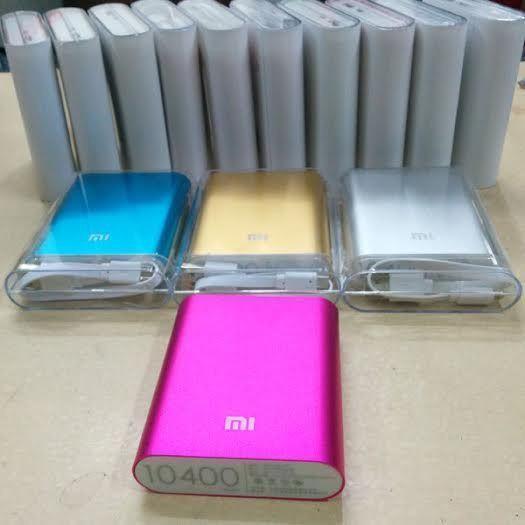 Power Bank Xiaomi Mi 10400мАһ Зовнішній Акумулятор Зарядний