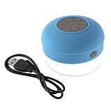 Водонепроницаемая Блютуз Колонка Bluetooth MP3 в Душ, фото 2