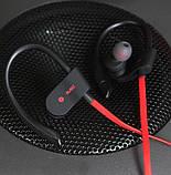 Спортивные Блютуз Наушники Bakeey S4 Bluetooth CSR4.1 Брызгозащищенные, фото 3