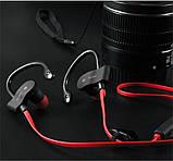 Спортивные Блютуз Наушники Bakeey S4 Bluetooth CSR4.1 Брызгозащищенные, фото 10