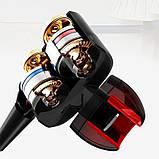 Двухдрайверные Навушники Hi-Fi SUPER BASS Гарнітура 4 Динаміка Подвійний Драйвер, фото 5